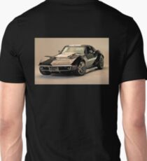 Betty the 69 Corvette Unisex T-Shirt