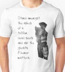 Javik Honor Quote T-Shirt