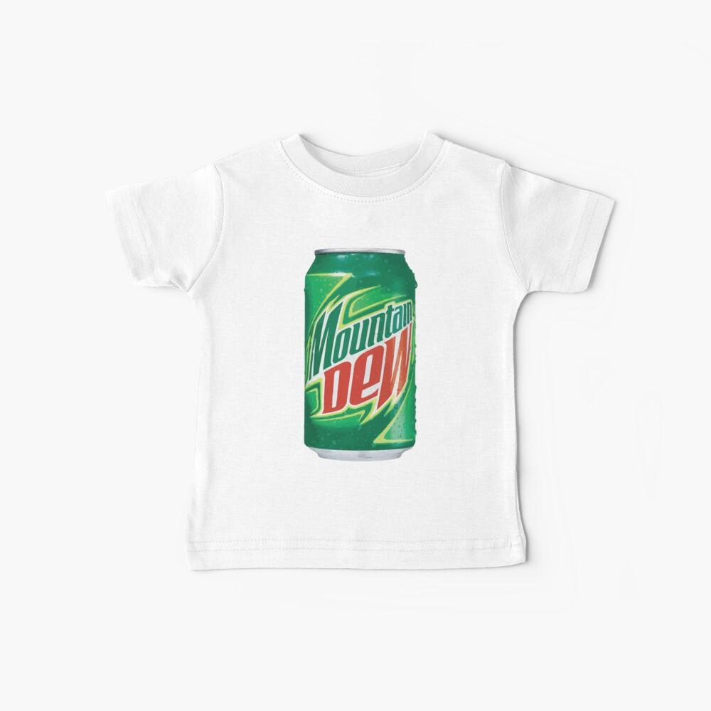 Gebirgstau kann Baby T-Shirt