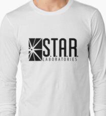 S.T.A.R. Laboratories   Black [HD] T-Shirt