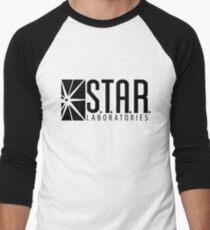 S.T.A.R. Laboratories | Black [HD] T-Shirt