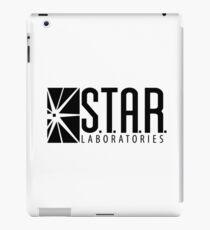S.T.A.R. Laboratories | Black [HD] iPad Case/Skin