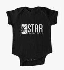 S.T.A.R Laboratories | White [HD] Kids Clothes