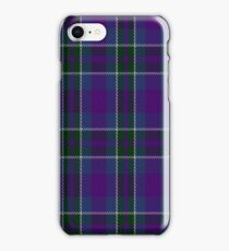 01946 Cathro Tartan  iPhone Case/Skin
