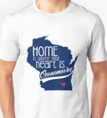 Home is Oconomowoc Unisex T-Shirt