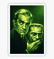 Karloff Sticker