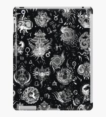 Witchy dragons iPad Case/Skin