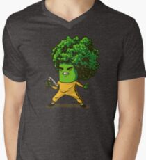Brocco Lee Vol. 2 Mens V-Neck T-Shirt