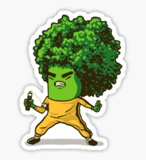 Brocco Lee Vol. 2 Sticker