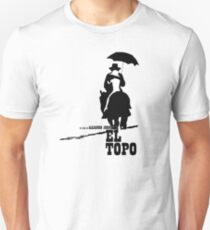 El Topo - metaphysical western by Jodorowsky  (The Mole) T-Shirt