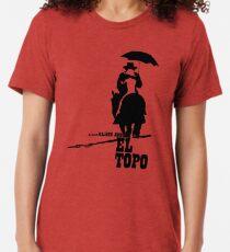 El Topo - metaphysischen westlichen von Jodorowsky (The Mole) Vintage T-Shirt