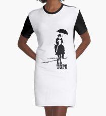 El Topo - metaphysischen westlichen von Jodorowsky (The Mole) T-Shirt Kleid