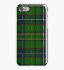 01937 Casey of West Virginia Tartan  iPhone Case/Skin