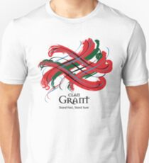 Clan Grant  T-Shirt