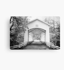 1945 Short Bridge Canvas Print