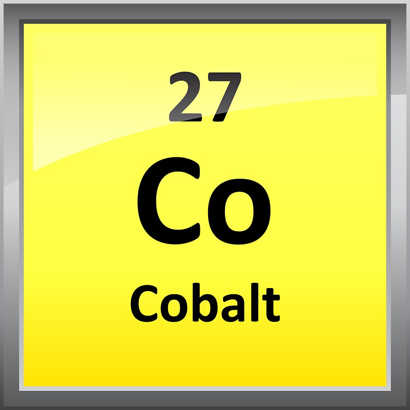 Periodic table where is carbon monoxide on the periodic table cobalt element symbol periodic table stickers by sciencenotes urtaz Gallery