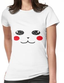 Pika Pika Womens Fitted T-Shirt