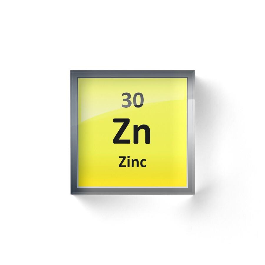 Zinc element symbol periodic table acrylic blocks by zinc element symbol periodic table by sciencenotes gamestrikefo Image collections