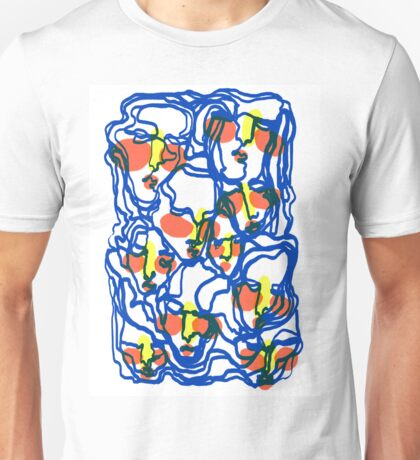 morphing faces T-Shirt