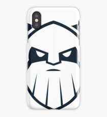 Viking Vector Graphic iPhone Case/Skin