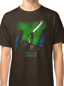 Arrow The Animated Series Classic T-Shirt