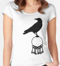 Bon Iver.Re:Stacks Women's Fitted Scoop T-Shirt