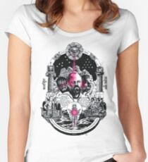 V.A.L.I.S Women's Fitted Scoop T-Shirt