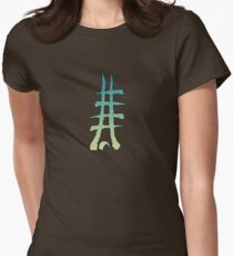 Apocalypse Tribe: Glass Walkers Women's Fitted T-Shirt
