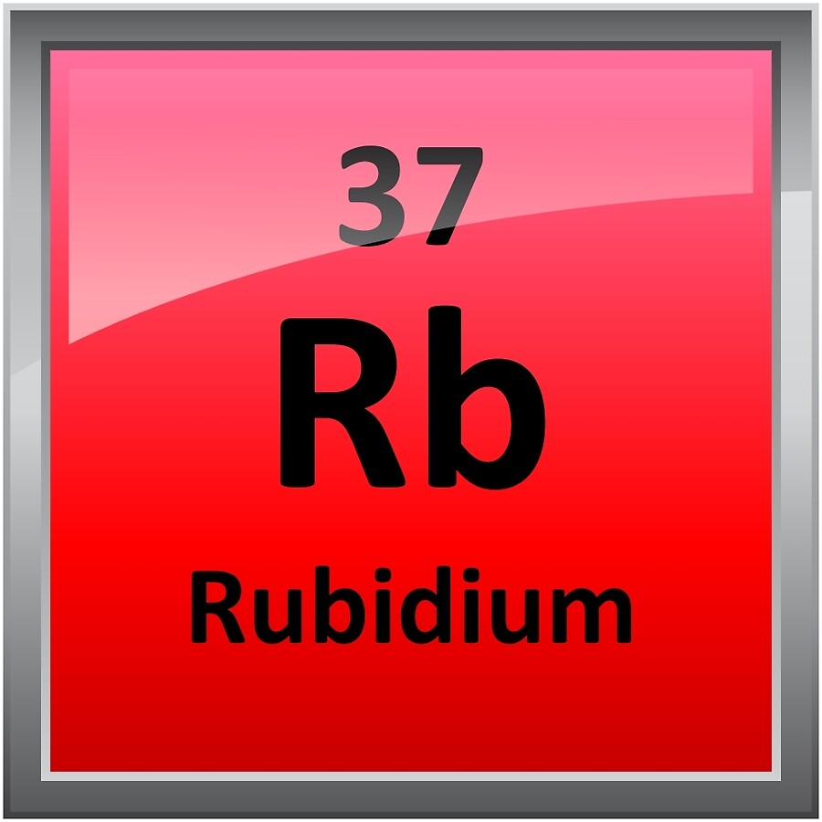 Steel symbol periodic table images periodic table images rubidium periodic table choice image periodic table images rubidium element symbol periodic table art boards by gamestrikefo Images
