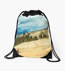 Olmsted Point Yosemite Drawstring Bag