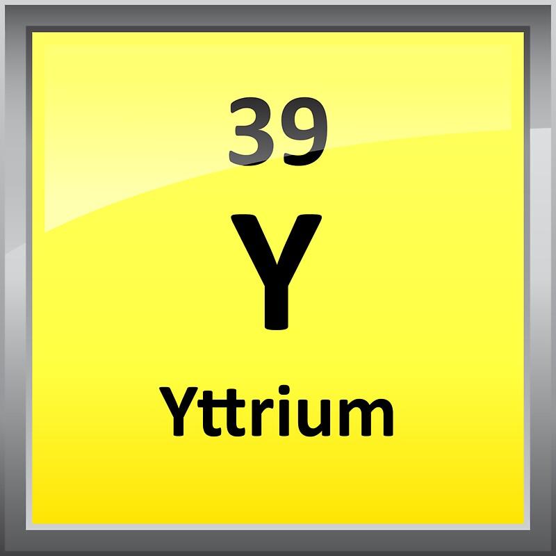 Yttrium Periodic Table Square | www.pixshark.com - Images ...