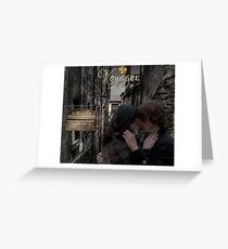 Voyager/Jamies Print shop Greeting Card
