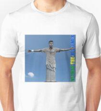 Neymar The Redeemer Unisex T-Shirt