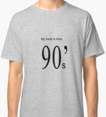 90s. Classic T-Shirt