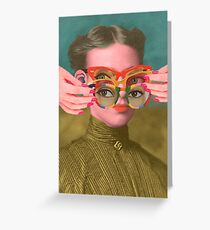 TRIFOCALS Greeting Card