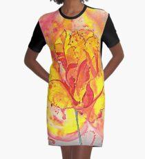 Beltane fire Graphic T-Shirt Dress