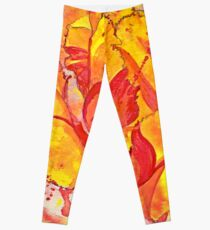 Beltane fire Leggings