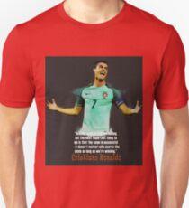 UEFA EURO 2016 RONALDO T-Shirt