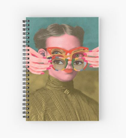 TRIFOCALS Spiral Notebook