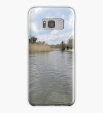 Across The Water: Thorpeness Samsung Galaxy Case/Skin