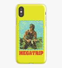 MEGA-BO iPhone Case