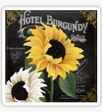 Fleur du Jour Sunflowers Sticker