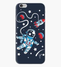 Space Walk iPhone Case