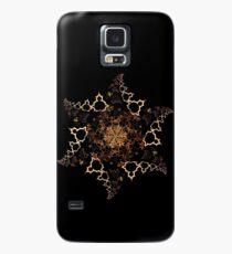 Mandelbrot Star Case/Skin for Samsung Galaxy