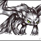 HTTYD - Angry Toothless by Furiarossa