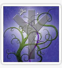 Algiz Rune from the Elder Futhark Sticker