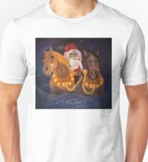 King Winter Rides In Unisex T-Shirt