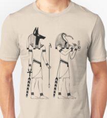 Egyptian Gods Unisex T-Shirt