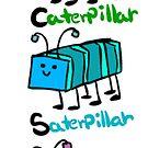 [x]aterpillar shapes by actualfox