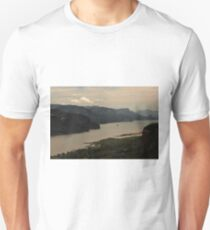 Early Morning At Chanticleer Point ©  Unisex T-Shirt